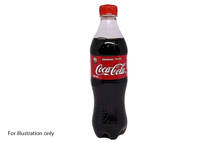 Beverage Option 3 - Coke