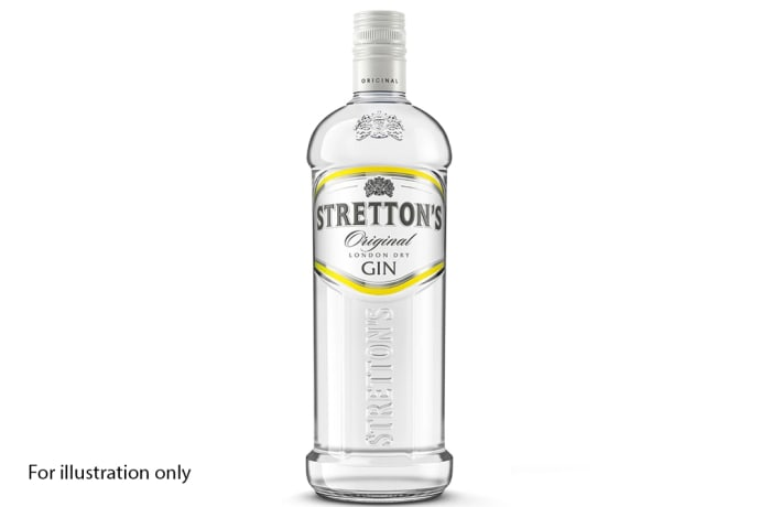 Beverage Option 4 - Strettons Gin