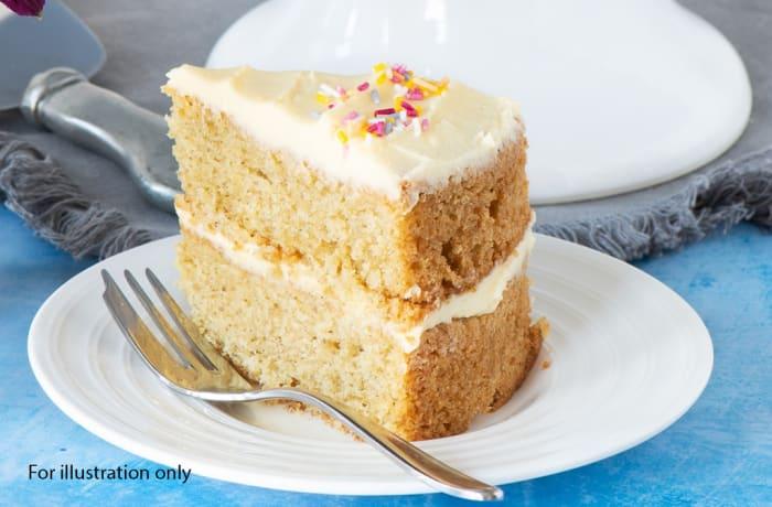 Milile Wedding Option 3 - Dessert - Vanilla Cake