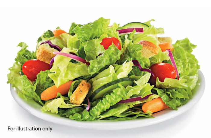 Deluxe Wedding Package - Starter - Garden Green Salad