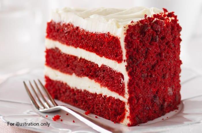 Prestigious Wedding Package - Desserts - Red Velvet Cake