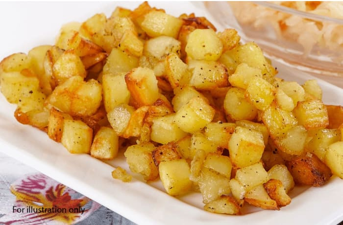 Superior Wedding Package - Accompaniments - Fried Potatoes