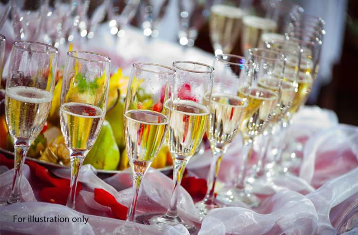 Wedding Package - Beverage Option 3