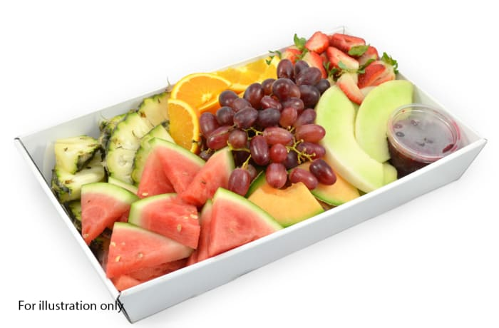 Wedding Menu Option 1 - Dessert - Tropical Fruit Platter