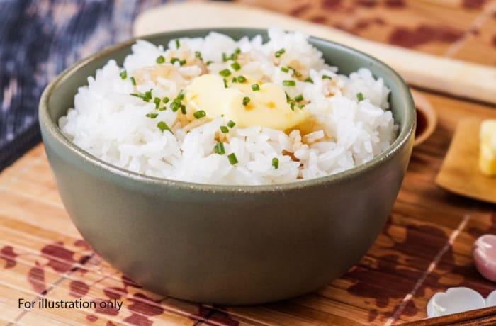 Wedding Menu Option 3 - Main Course - Soy Rice