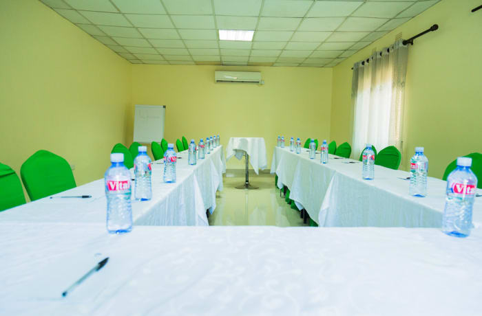 Four conference rooms that are tailored to cater for a wide selection of corporate functions image