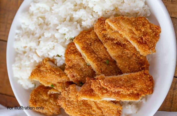 Buddah Bowls - Warm - Chicken Katsu