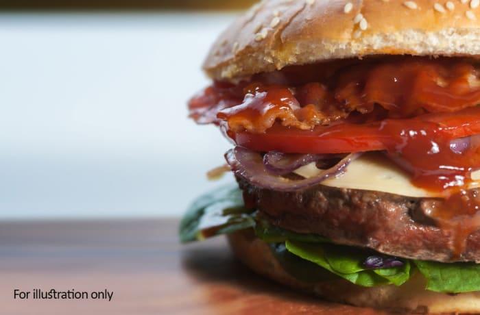 Burgers - Skinny Burger