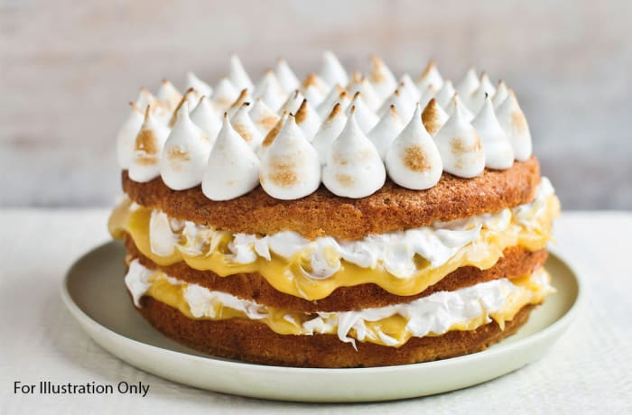 Cakes - Layered Meringue