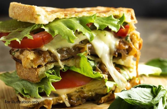 Flat Breads - Chicken Pesto