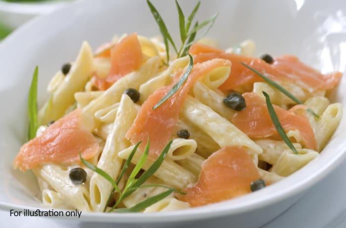 Pasta - Creamy Salmon