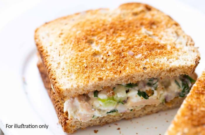 Toasties - Tuna Mayo