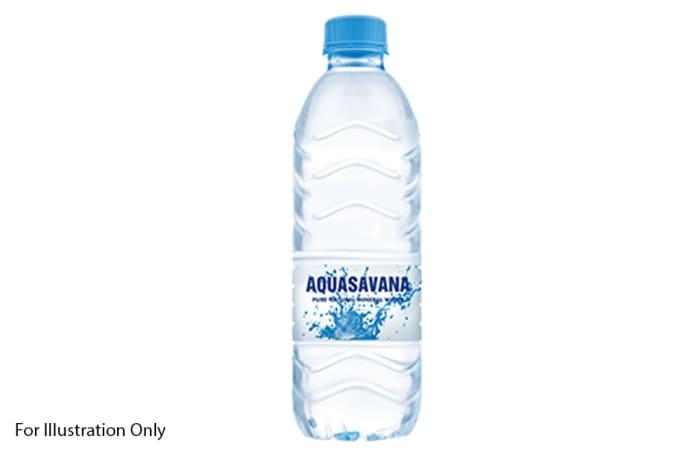 Water & Soda - Water