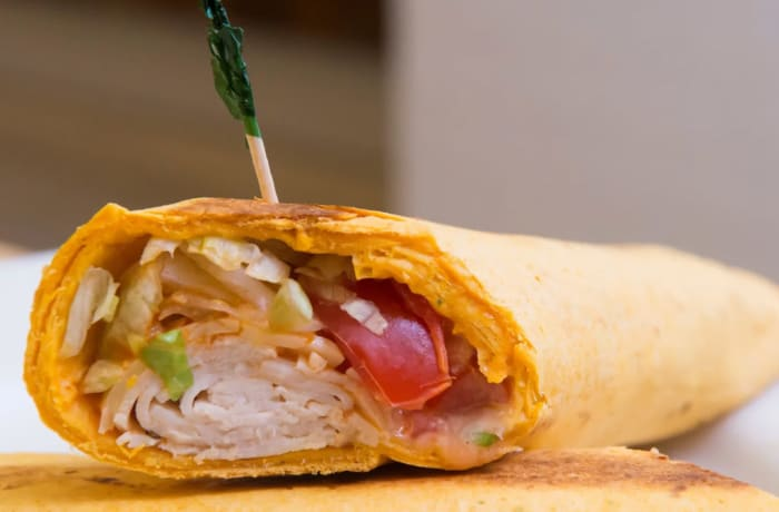 Wraps - Burrito Roll