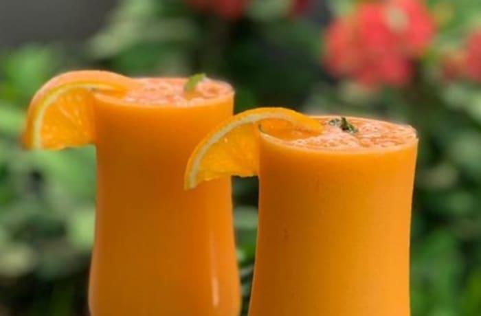 Vitamin C juice booster! image
