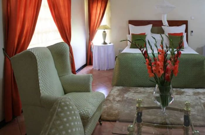 Accommodation with a unique atmosphere of freshness and tranquillity image