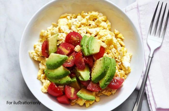 Breakfast - Breakfast Burrito
