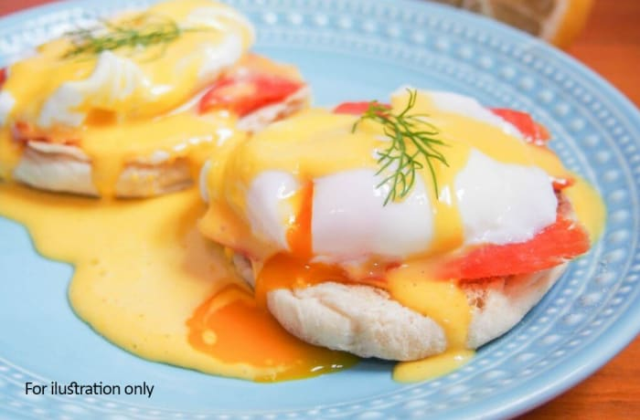 Breakfast - Eggs Royale