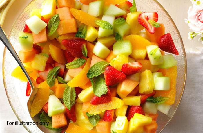 Breakfast - Fresh Fruit Salad