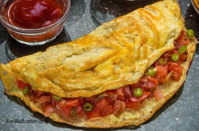 Breakfast - Omelette