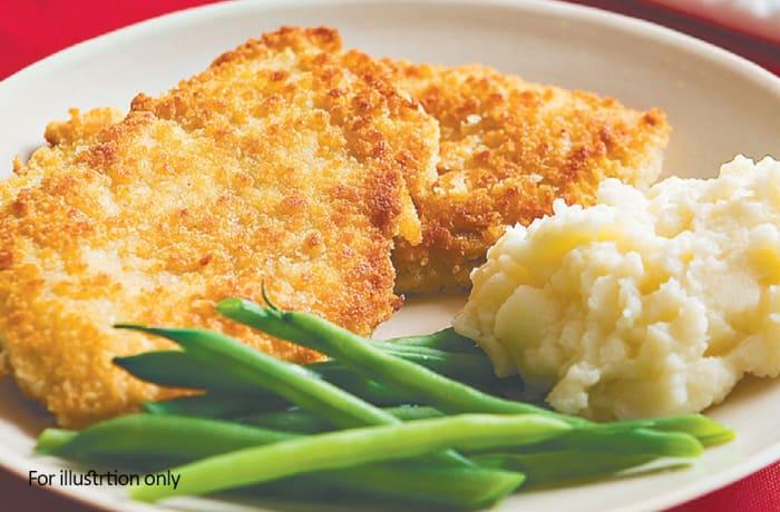Easy Eating - Chicken Schnitzel