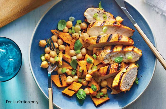 Easy Eating - Rosemary Chicken