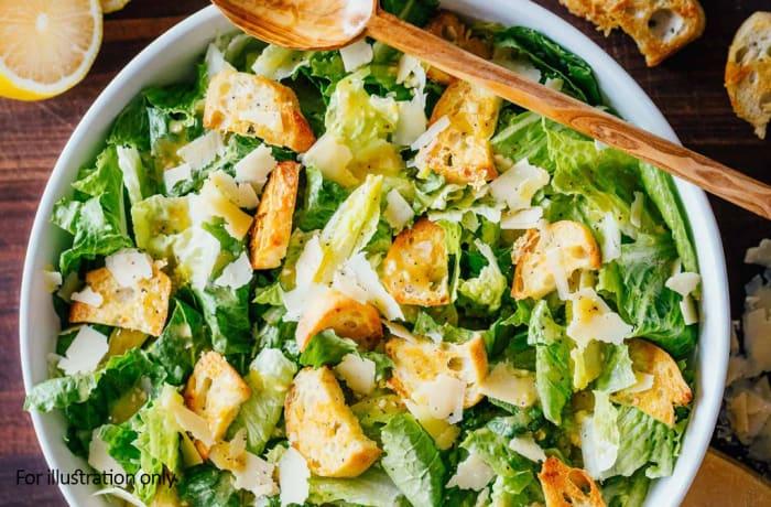 Salads - Caesar Salad