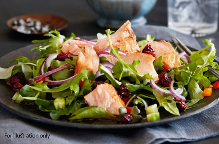 Salads - Smoked Salmon Salad