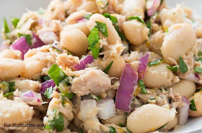 Salads - Tuna and Bean Salad