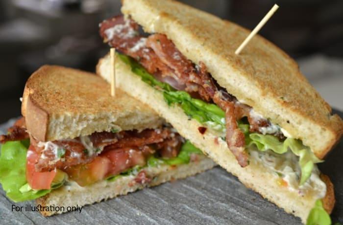 Sandwiches - Gourmet B.L.T