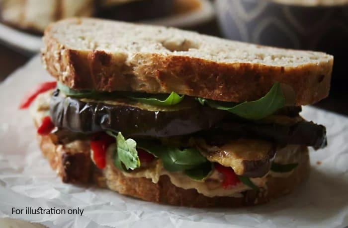 Sandwiches - Mint Hummus