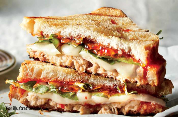 Sandwiches - Mint Panini