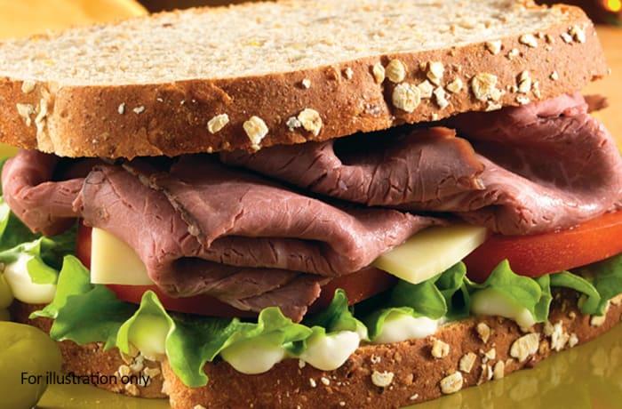 Sandwiches - Roast Beef