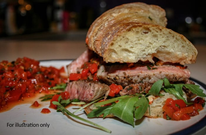 Sandwiches - Steak Sarnie
