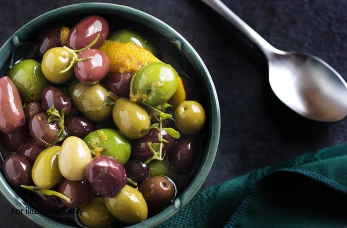 Starter - Marinated Olives
