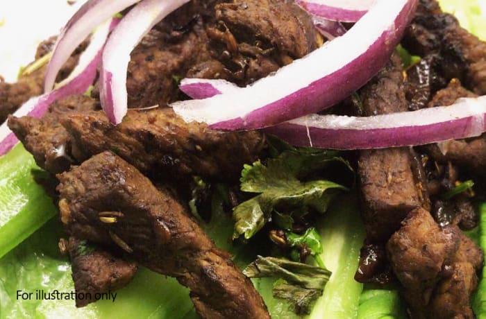 Starter - Mexican Quesadilas - Steak Strips