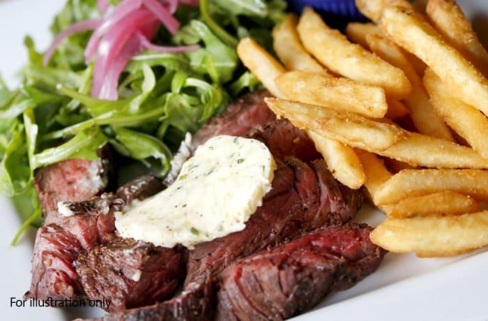 Steaks - Filleto ala Mint