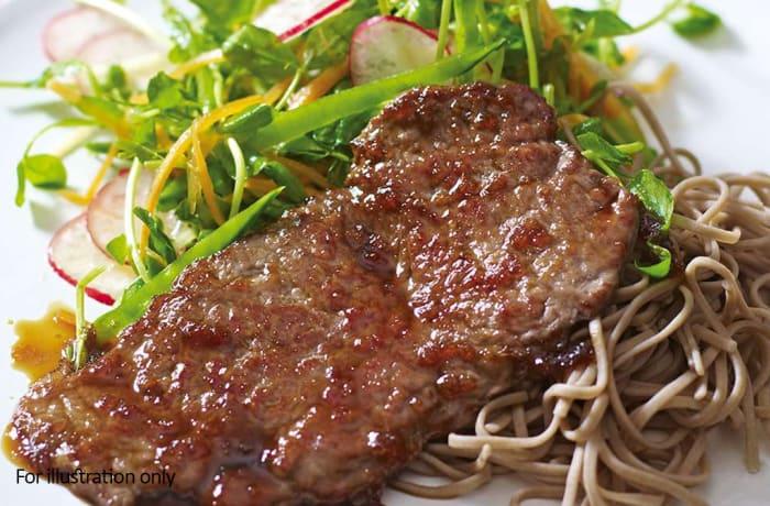 Steaks - Minute Steak