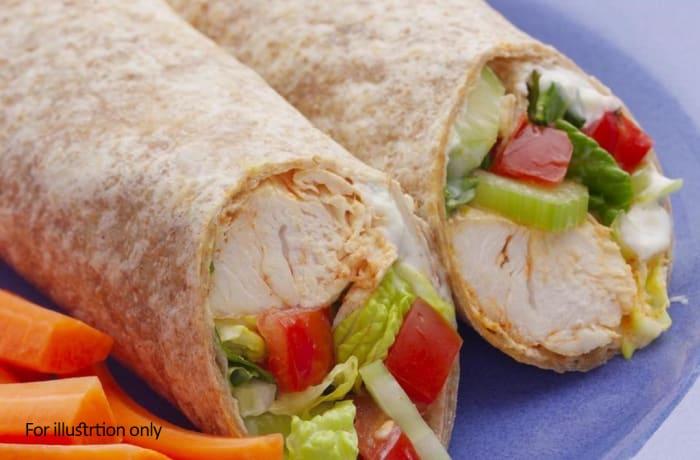 Wraps - Healthy Chicken