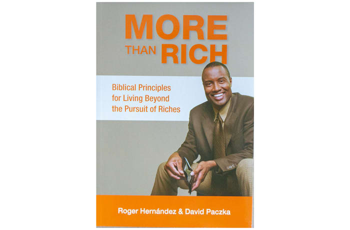 More than Rich - Biblical Principles for Living Beyond the Pursuit of Riches
