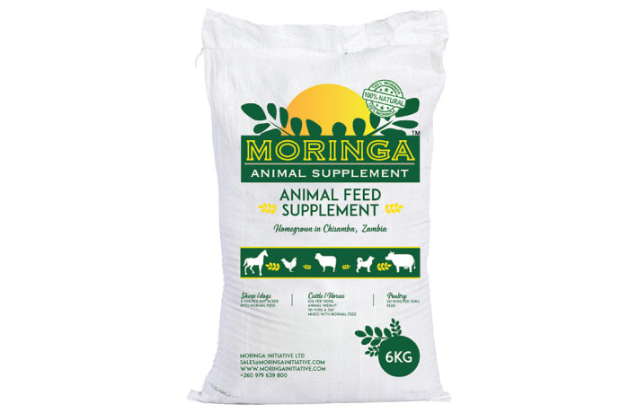 Moringa Animal Feed Supplement