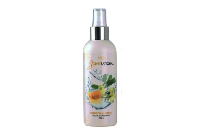 Air Freshener - Moringa & Honey Scentsational Room And Linen Mist