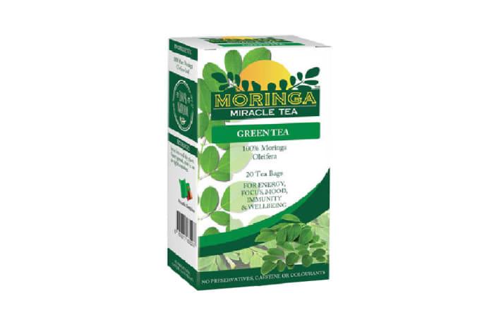 Herbal Green Tea  Pure Moringa  20 Tea Bags