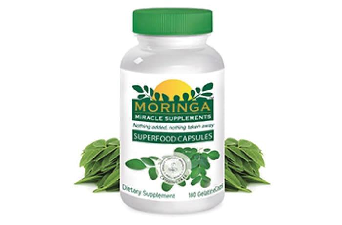Moringa Miracle Capsules – 180