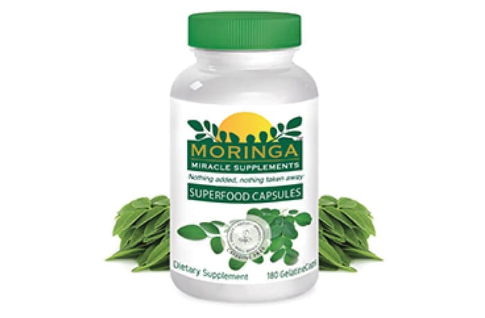 Superfood Capsules Dietary Supplement 180 Miracle Capsules