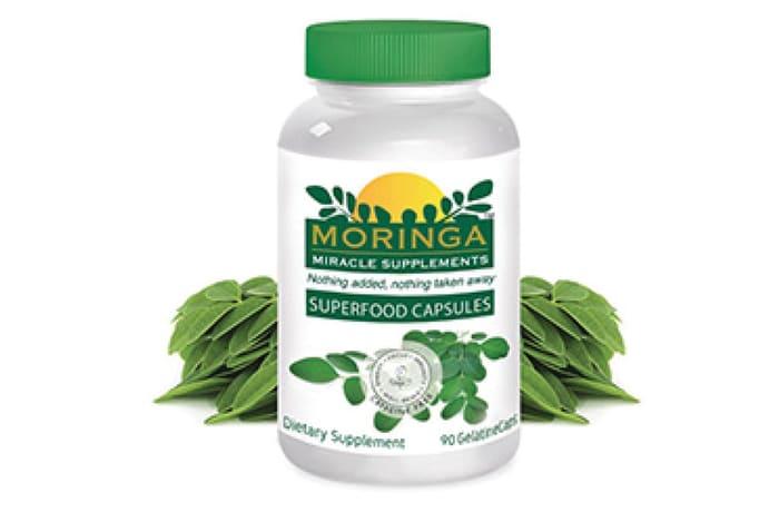 Moringa Superfood Capsules