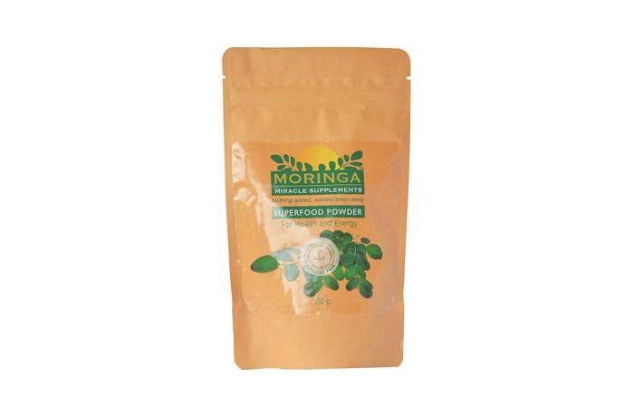 Herbal Extracts Moringa Superfood Powder