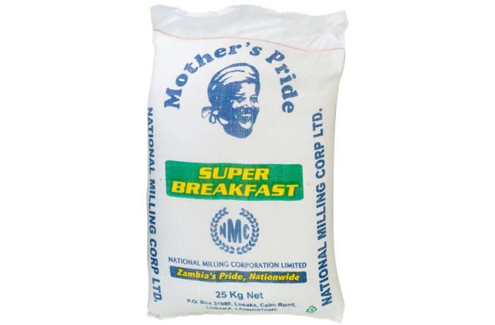 Mothers Pride Super Breakfast 25kg Net