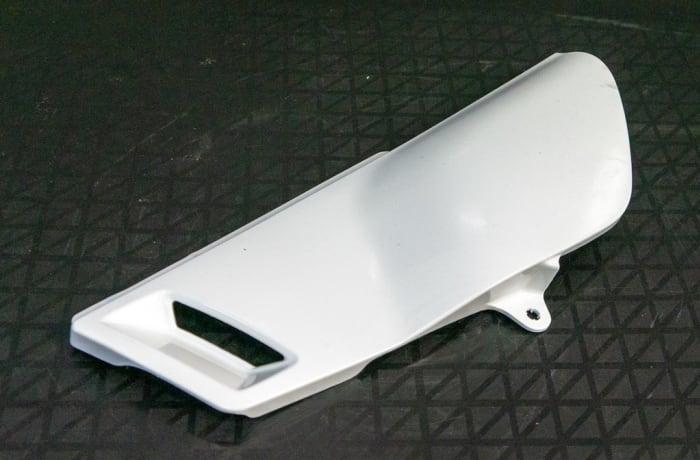 Suzuki DR200 Motorbike - Cover Frame