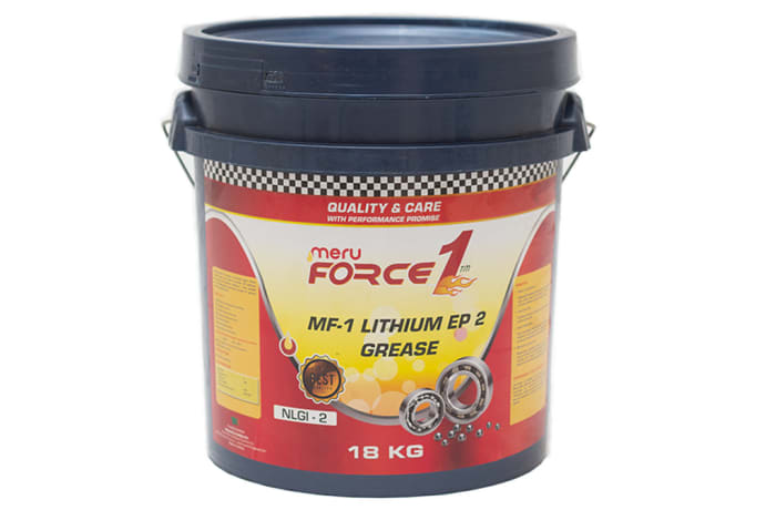 Meru Force 1 - MF-1 Lithium EP 2 Grease